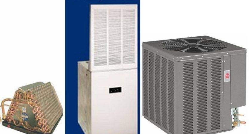 Ton Seer Mobile Home Elec Heating System Condenser Furnace