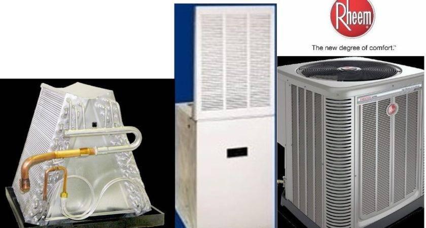 Ton Seer Mobile Home Elec Heating System Condenser