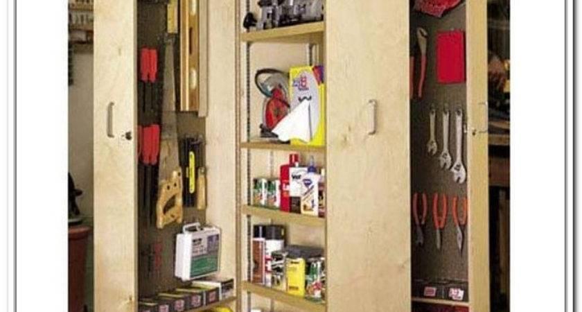 Tool Storage Ideas Plans Home Design