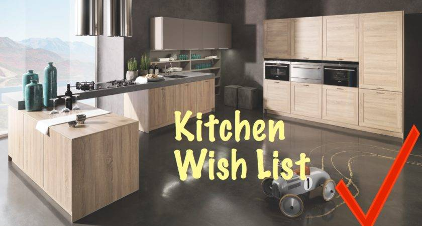 Top Kitchen Design Trends Your Wish List
