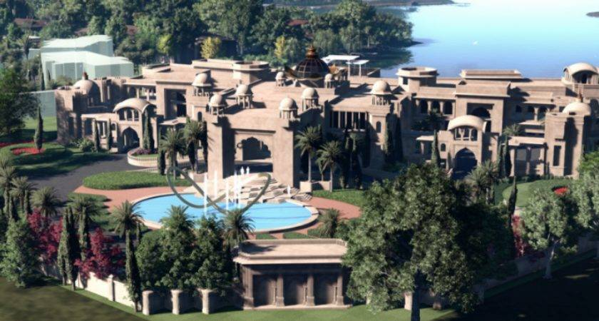 Top Largest Homes Currently Under Construction