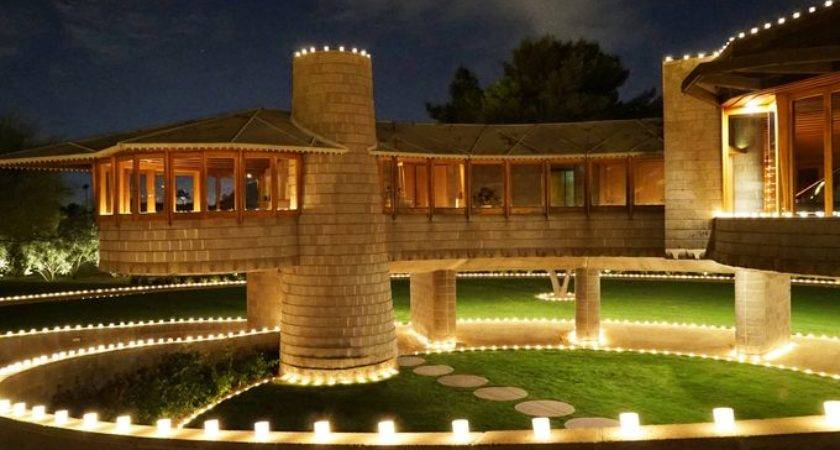 Tour Homes Designed Frank Lloyd Wright