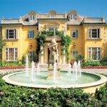 Tour Rod Stewart English Country Style Estate Beverly