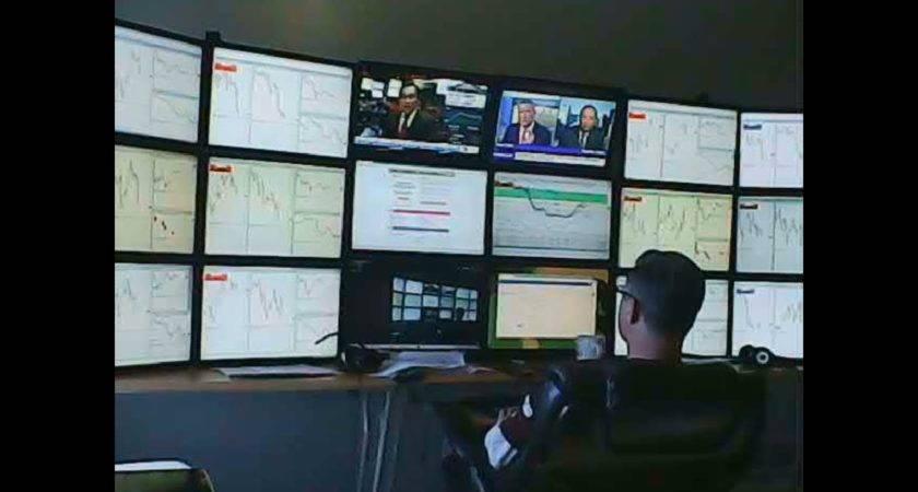Tour Screen Forex Trading Desk Trade