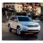 Toyota Highlander Brochure Blog