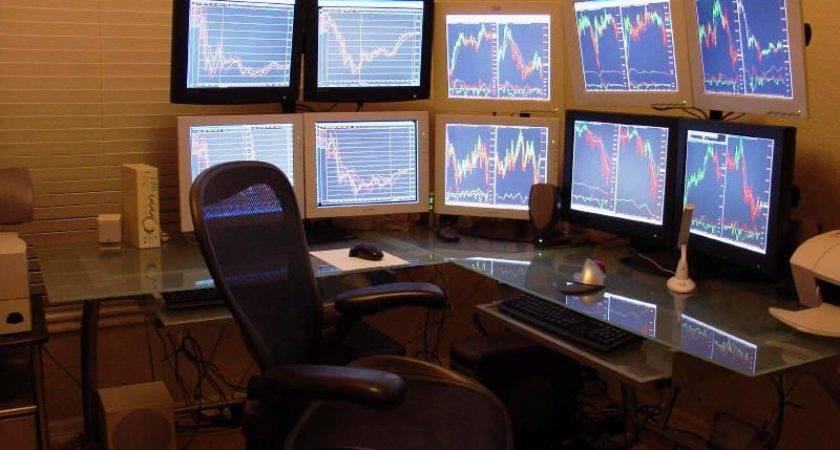 Trade Room Setup