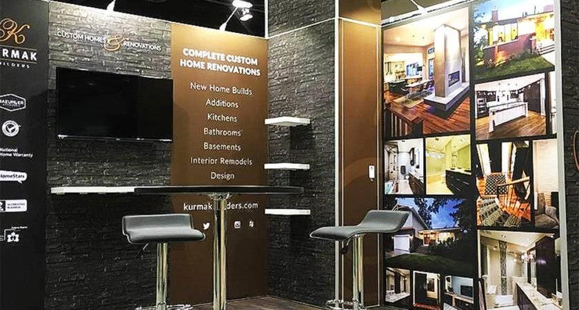 Trade Show Displays Modular Booths Panoramic Toronto