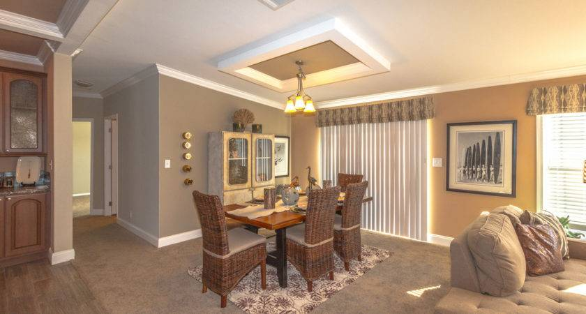 Tradewinds Dining Room Palm Harbor Homes Bedrooms Baths
