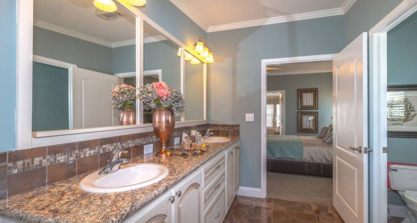 Tradewinds Master Bath Palm Harbor Homes Bedrooms Baths