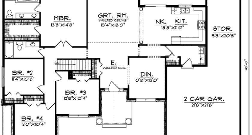 Traditional American Design Floor Master