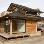 Traditional Japanese Style Home Design Beauty Timber
