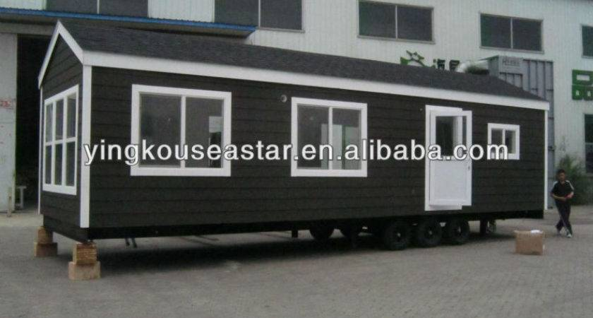Trailer Home House Semi Buy Mobile