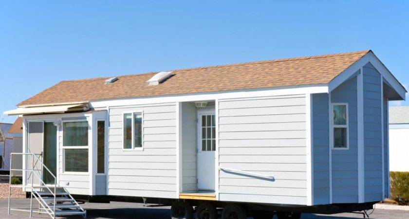 Trailer Home Mobile Homes Removed