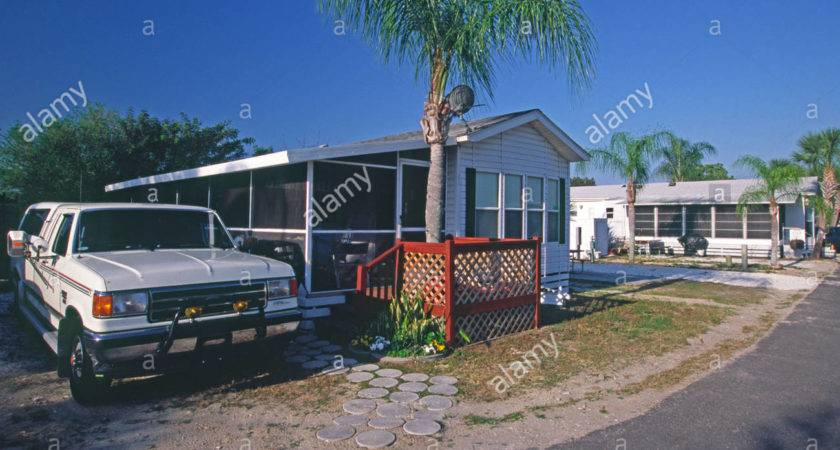 Trailer Park Home America Photos
