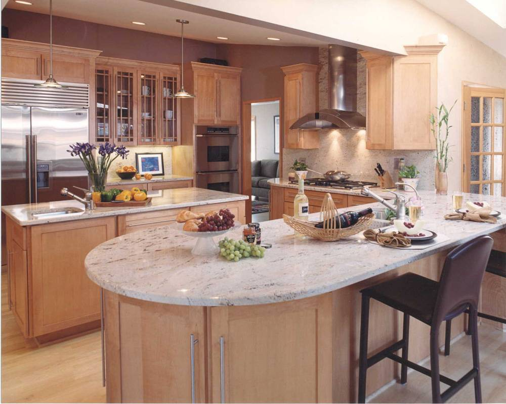 Transitional Dream Kitchens
