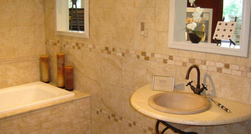 Trends Mosaic Tiles Can Give Very Attractive Look Your Bathroom