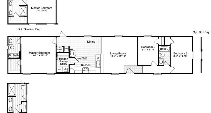 Trinity Manufactured Home Floor Plans Corpus
