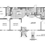 Triple Wide Manufactured Homes Floor Plans Marlette