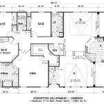 Triple Wide Mobile Home Floor Plans Bedroom