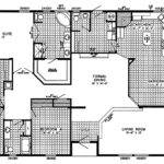 Triple Wide Mobile Home Floor Plans Bestofhouse