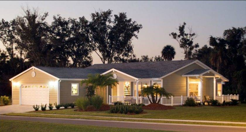 Triple Wide Mobile Home Length Width