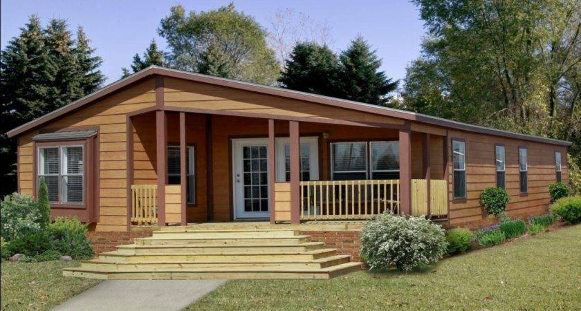 Triple Wide Mobile Log Cabins Cabin Double