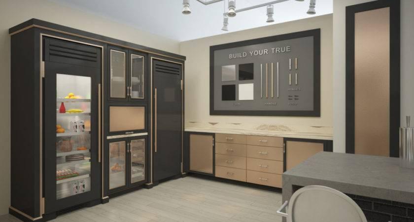 True Refrigeration Unveils Residential Showroom