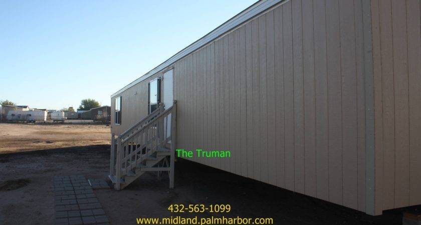Truman Single Wide Manufactured Home Midland Texas
