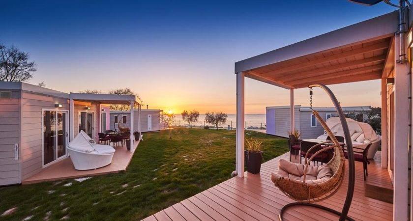 Turisti Naselje Mobile Homes Sunset Beach Umag