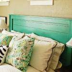 Turquoise Headboard Yourself Home Projects Ana White