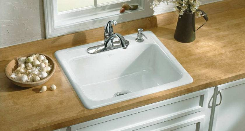 Types Kitchen Sinks Read Before Buy