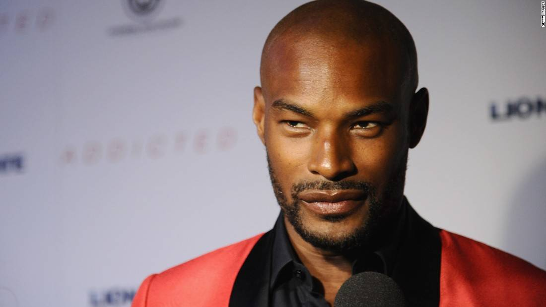 Tyson Beckford Afro Panamanian Jamaican Chinese