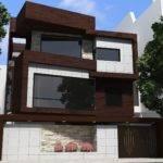 Ultra Modern Homes Designs Exterior Front Views Home Design
