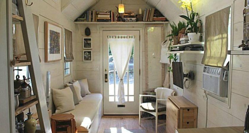 Under Fits Impressive Tiny House Built