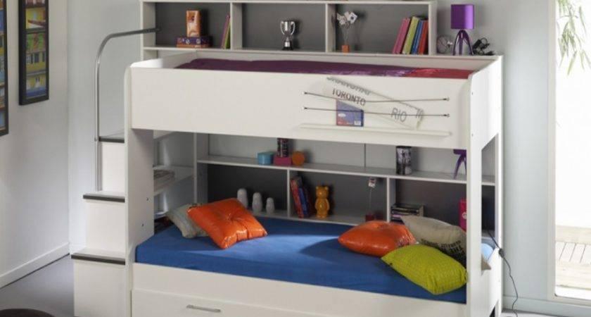 Unique Bunk Beds Idea Twin Colorful Sense Design