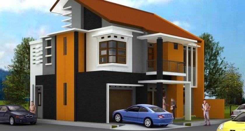 Unique Concept House Design