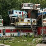 Unique Mobile Homes Highrises Past Present