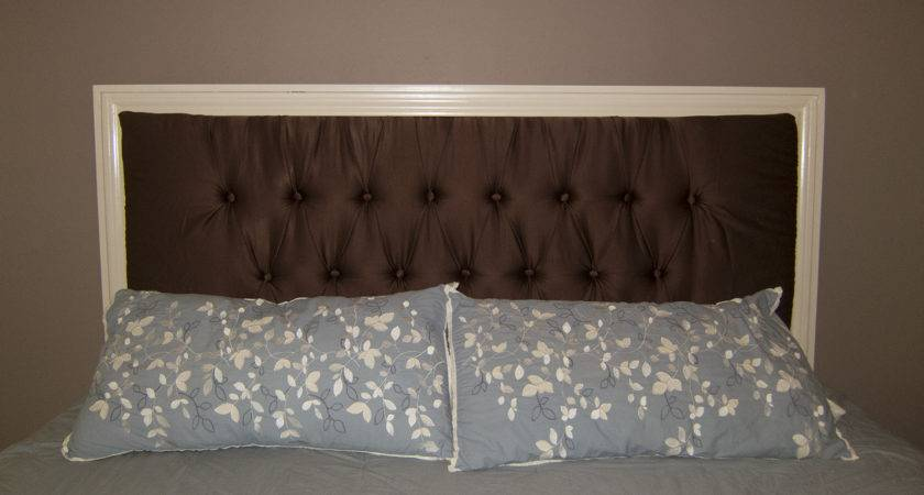 Upholstered Headboard Yourself Home Projects Ana White