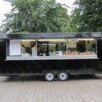 Used Mobile Catering Trailers Food Vans