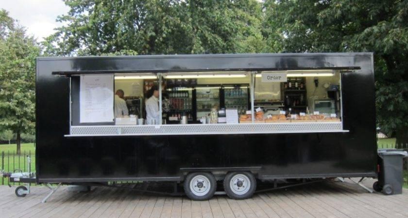 Used Mobile Catering Trailers Food Vans