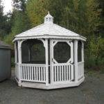Used Sheds Gazebos Skips Outdoor Accents