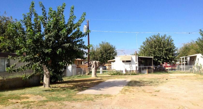 Vacant Mobile Home Manufactured Housing Communities Arizona
