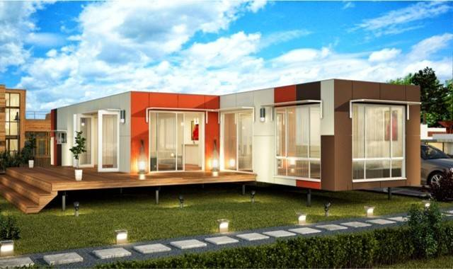Valencia Bedroom Modular Home Prefabricated Homes