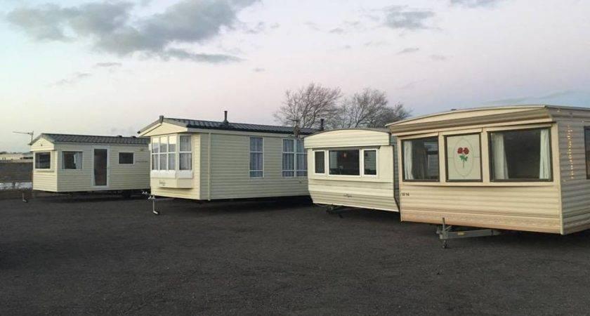 Various Static Caravan Mobile Homes Sale Off