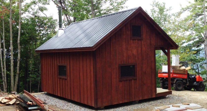 Vermont Cottage Kit Option Jamaica Shop