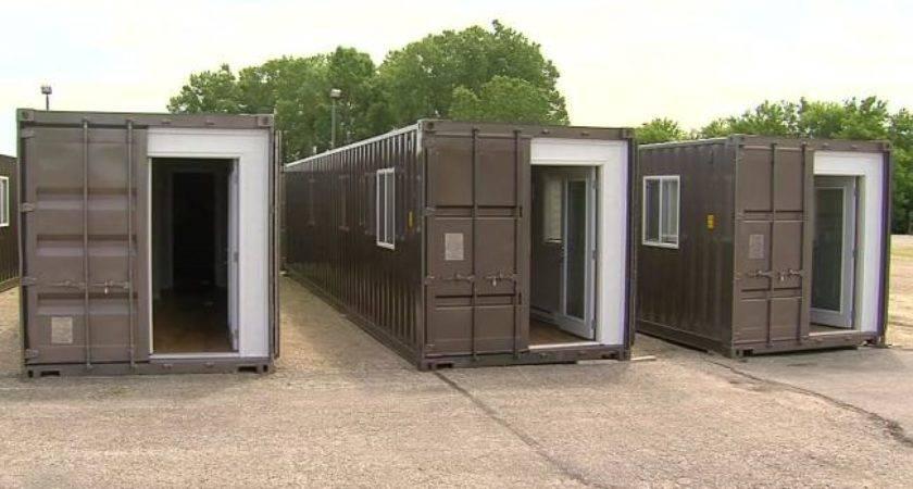 Victims Have Housing Option Modular Homes Newson Tulsa