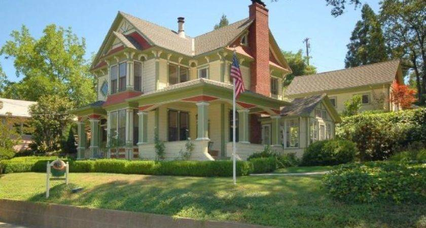 Victorian Homes Placerville Real Estate