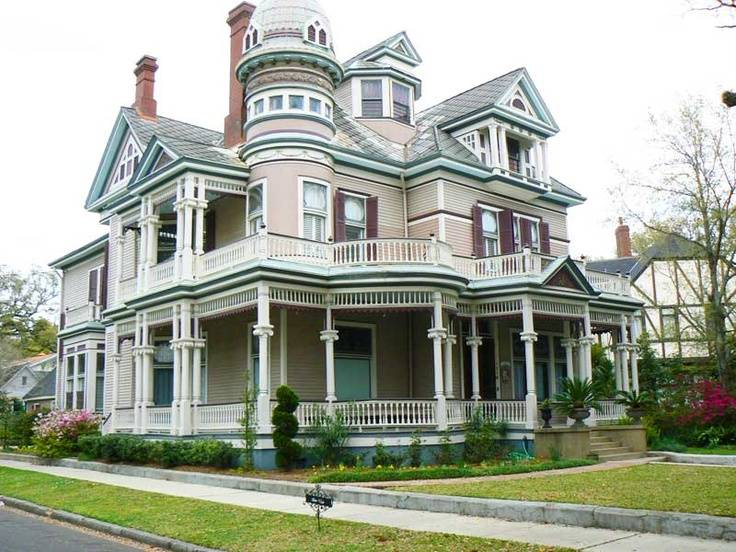 Victorian Mansion Mobile Alabama Sweet Home Pinterest