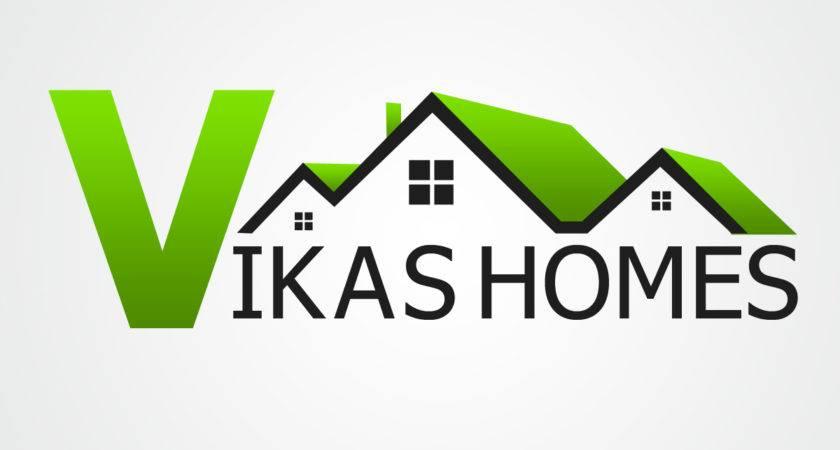Vikas Homes Logo Success Tag