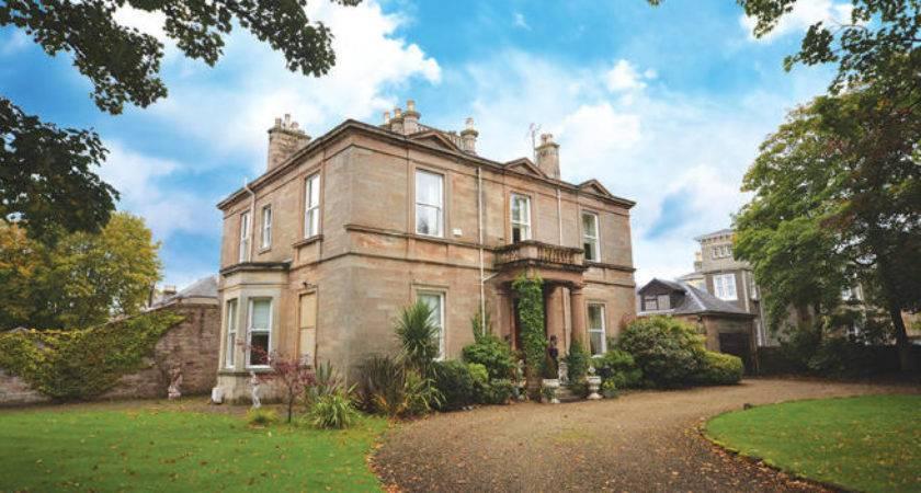 Villa Sale Carston House Victoria Park Ayr